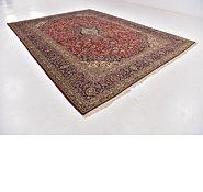 Link to 9' 7 x 12' 10 Kashan Persian Rug