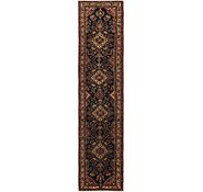 Link to 3' 5 x 17' 5 Hamedan Persian Runner Rug