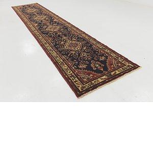 Unique Loom 3' 5 x 17' 5 Hamedan Persian Runner ...