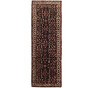 Link to 110cm x 328cm Shahsavand Persian Runner Rug