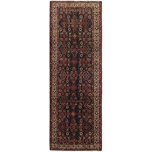 110cm x 328cm Shahsavand Persian Runn...