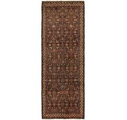 Link to 3' 8 x 10' 6 Shahsavand Persian Runner Rug