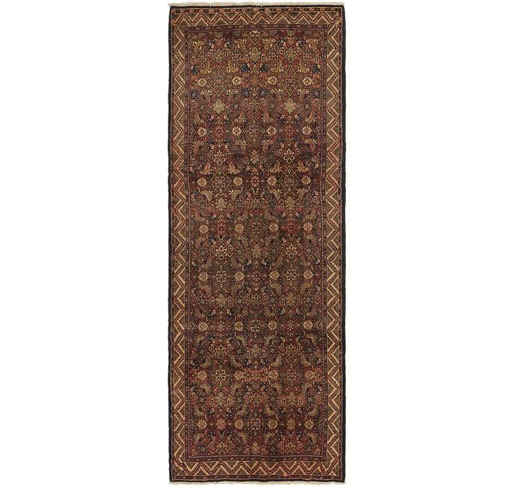 3' 8 x 10' 6 Shahsavand Persian Runn...