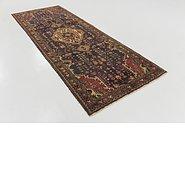 Link to 3' 9 x 10' 4 Nahavand Persian Runner Rug