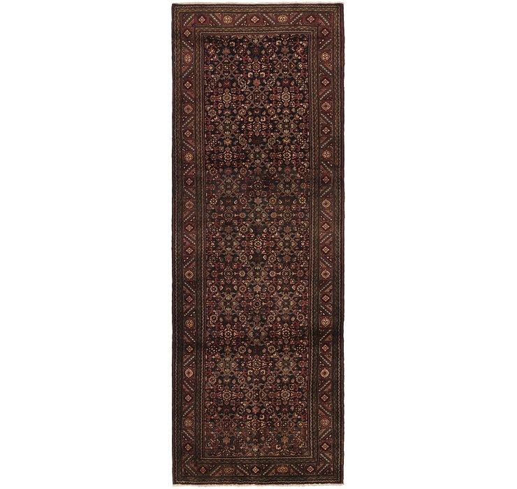3' 10 x 11' 3 Shahsavand Persian Runn...