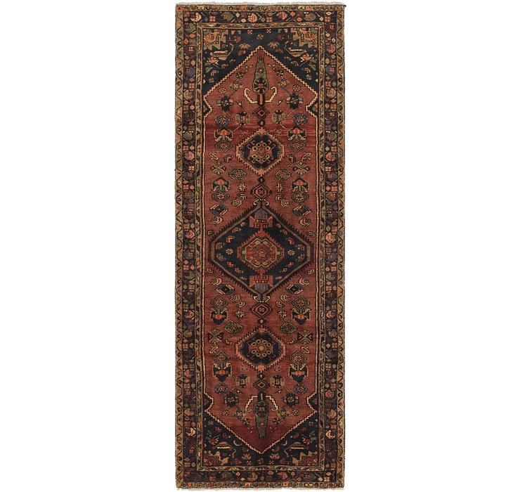 3' 5 x 9' 10 Saveh Persian Runner Rug