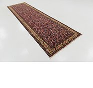 Link to 3' 6 x 12' 8 Hossainabad Persian Runner Rug