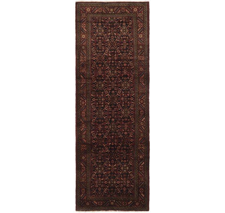 3' 9 x 11' 3 Shahsavand Persian Runn...