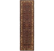 Link to 3' 9 x 14' 3 Hossainabad Persian Runner Rug