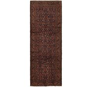 Link to 3' 10 x 11' Shahsavand Persian Runner Rug