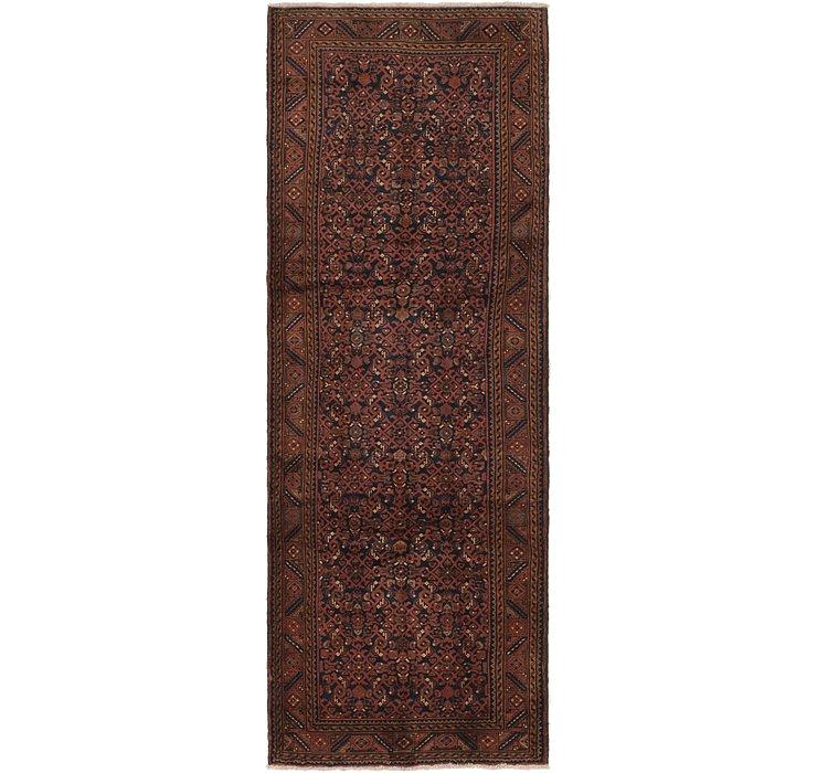3' 10 x 11' Shahsavand Persian Runn...