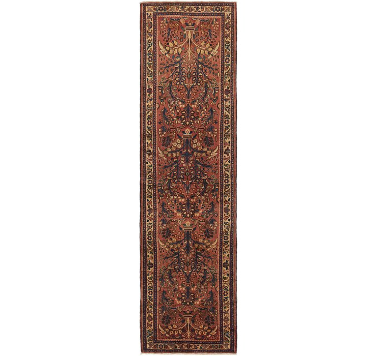 3' 5 x 13' 3 Liliyan Persian Runner ...