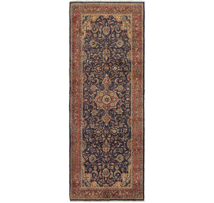 3' 10 x 11' Mahal Persian Runner Rug