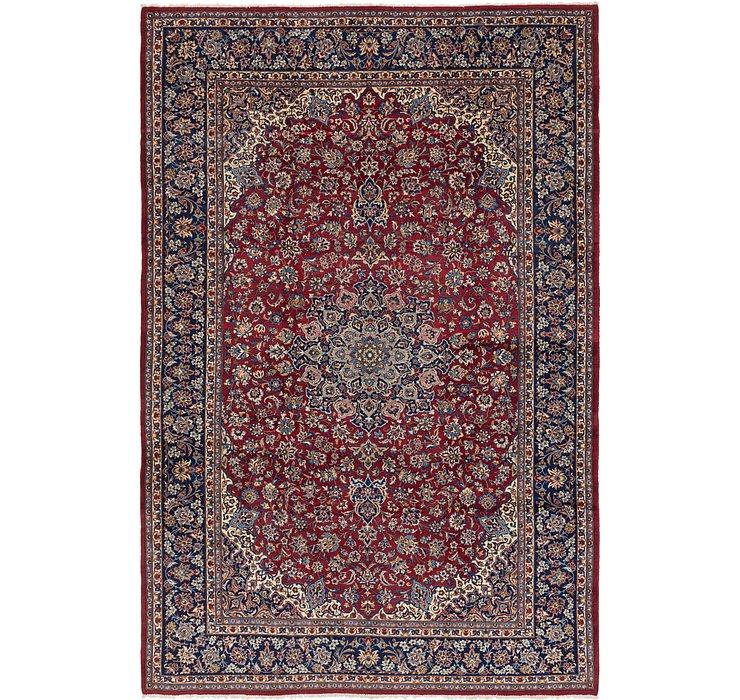 10' x 15' Isfahan Persian Rug