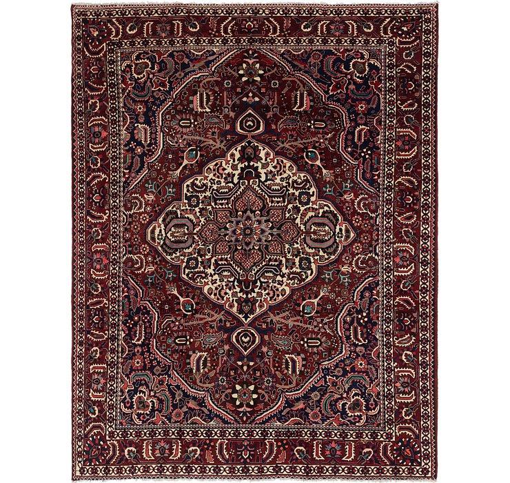 8' 9 x 11' 6 Bakhtiar Persian Rug