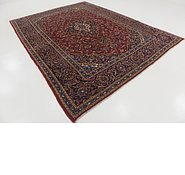 Link to 8' 4 x 11' Kashan Persian Rug