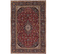 Link to 7' 9 x 11' 5 Kashan Persian Rug