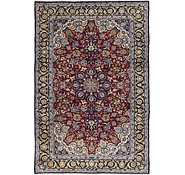 Link to 7' 8 x 11' 8 Isfahan Persian Rug