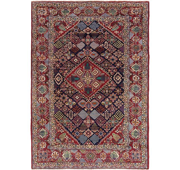 8' 5 x 11' 9 Maymeh Persian Rug