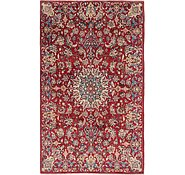 Link to 7' x 11' 9 Isfahan Persian Rug