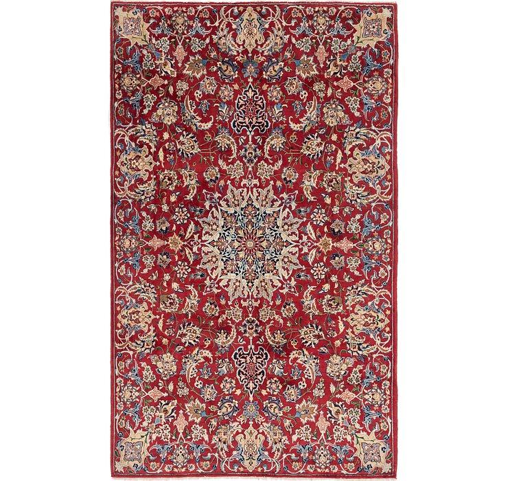 7' x 11' 9 Isfahan Persian Rug