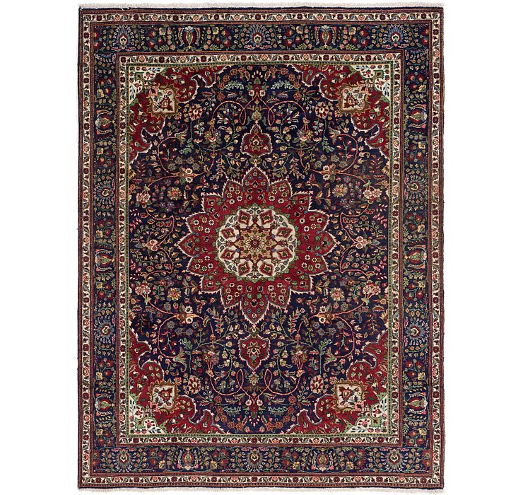 8' 5 x 11' Tabriz Persian Rug
