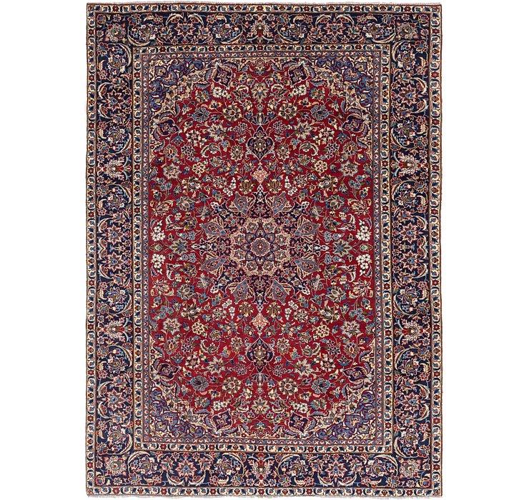 9' 3 x 13' Isfahan Persian Rug