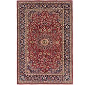 Link to 7' 8 x 11' Isfahan Persian Rug