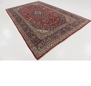 Link to 8' x 12' 8 Kashan Persian Rug