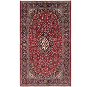 Link to 7' x 11' 3 Kashan Persian Rug