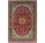 Link to 262cm x 378cm Isfahan Persian Rug