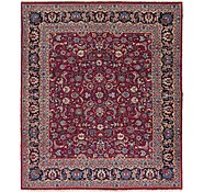 Link to 9' 7 x 11' 3 Mashad Persian Rug