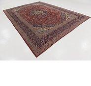 Link to 9' 8 x 13' 4 Kashan Persian Rug