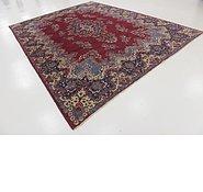 Link to 9' 9 x 13' Kerman Persian Rug