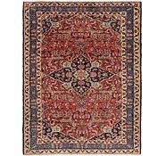 Link to 7' 4 x 9' 7 Hamedan Persian Rug