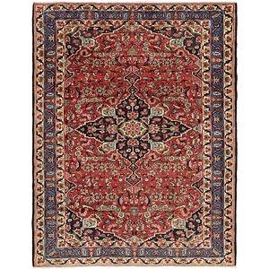 7' 4 x 9' 7 Hamedan Persian Rug