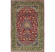 Link to 205cm x 323cm Isfahan Persian Rug