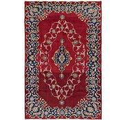 Link to 203cm x 312cm Tabriz Persian Rug