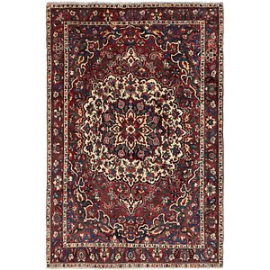 7' 3 x 10' 5 Bakhtiar Persian Rug