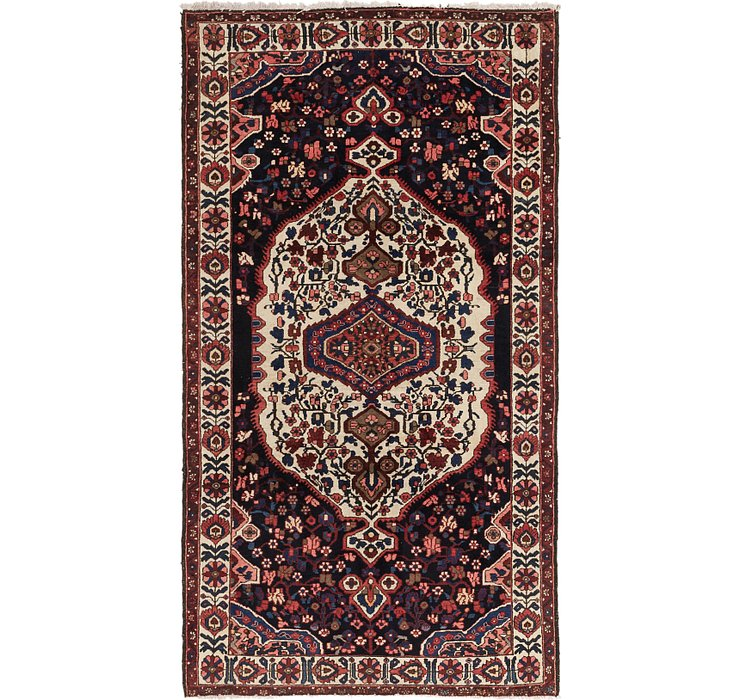 5' 5 x 9' 9 Bakhtiari Persian Rug