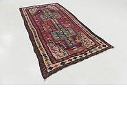 Link to 4' 9 x 8' 10 Kilim Fars Rug