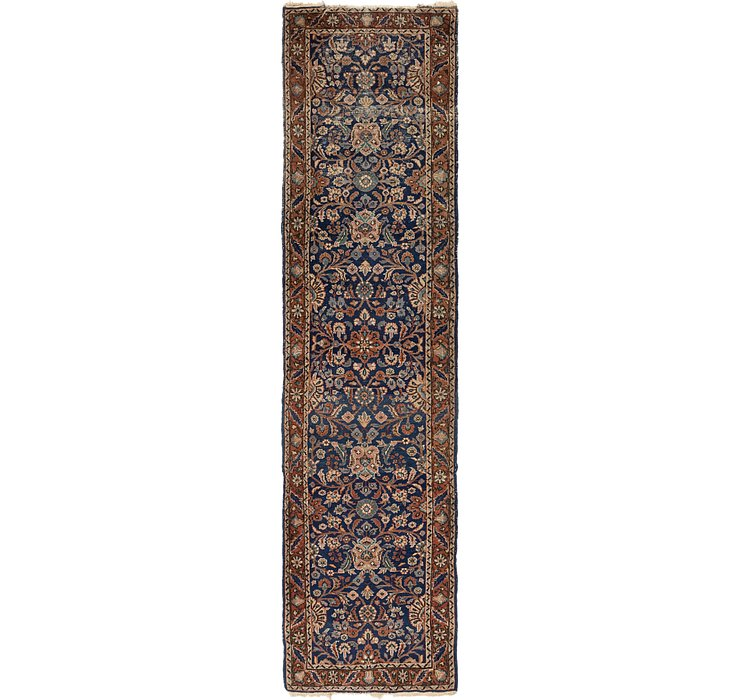 3' x 11' 10 Liliyan Persian Runner ...