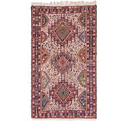 Link to 3' 10 x 6' 5 Sirjan Persian Rug