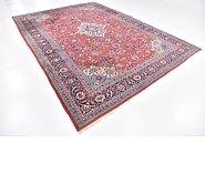 Link to 8' 6 x 12' Sarough Persian Rug