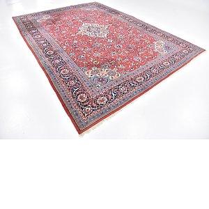 8' 6 x 12' Sarough Persian Rug
