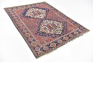Link to 5' x 6' 6 Yalameh Persian Rug