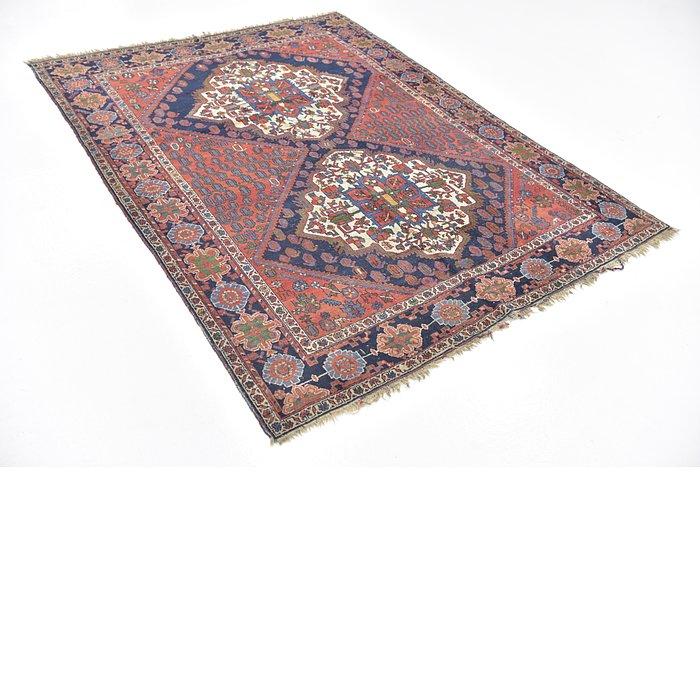 5' x 6' 6 Yalameh Persian Rug