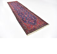 Link to 3' 7 x 14' 6 Hossainabad Persian Runner Rug