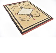 Link to 4' 3 x 5' 7 Moroccan Rug