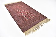 Link to 4' x 7' 8 Bokhara Oriental Rug